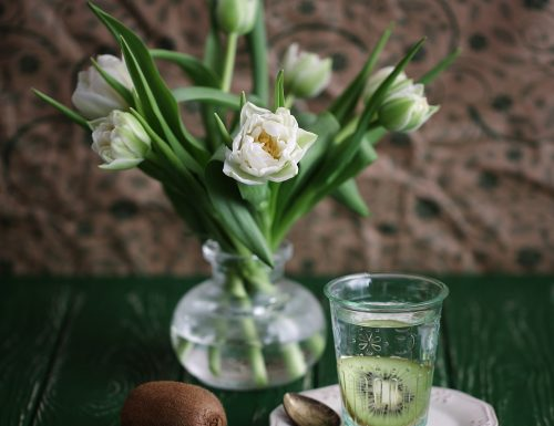 Liquore al kiwi – ricetta Kiwincello