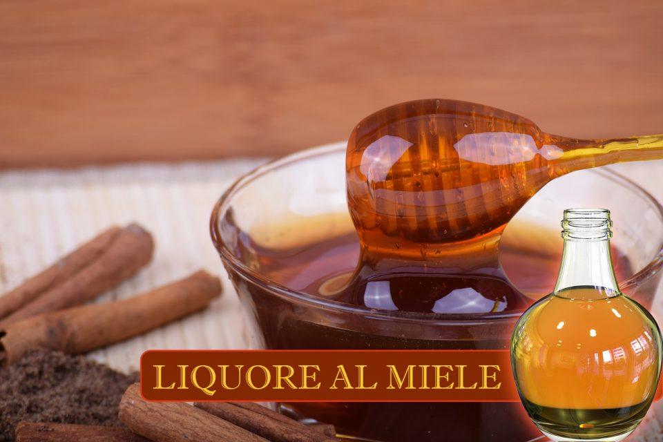 liquore al miele