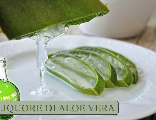 Liquore di Aloe vera