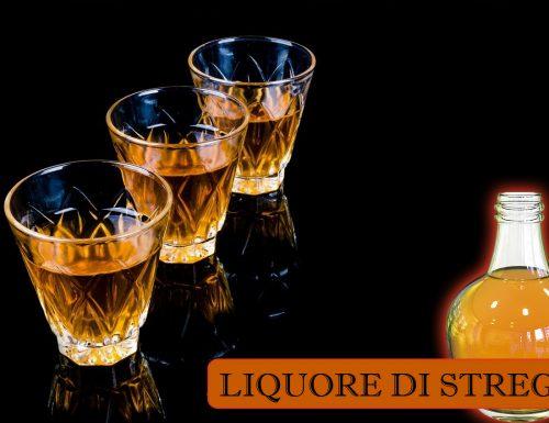 Liquore di strega fatto in casa
