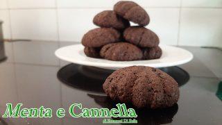 biscotti conchiglia cacao e marmellata