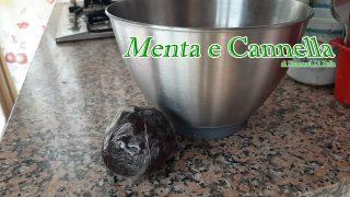 ricetta biscotti  conchiglia cacao e marmellata procedimento