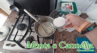 crema bianca ingredienti e procedimento