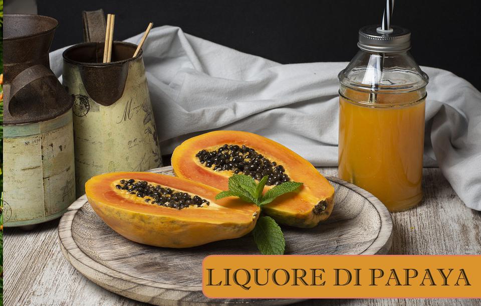 liquore di papaya