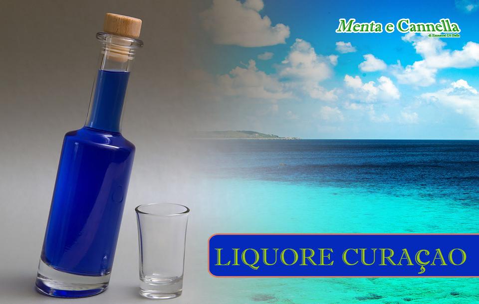 liquore curacao
