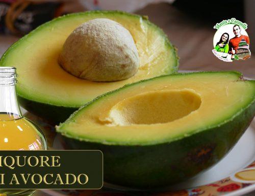 Liquore di avocado