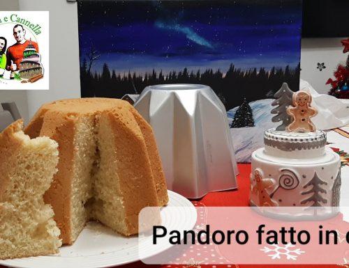 Ricetta Pandoro fatto in casa con lievito naturale