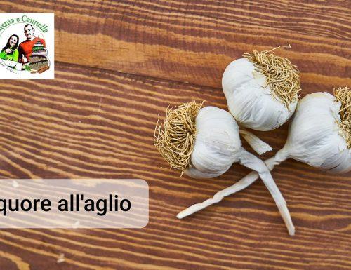 Liquore all'aglio