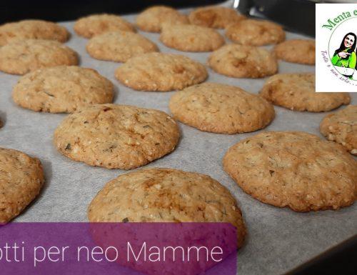 Biscotti per neo Mamme