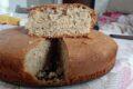 Torta proteica ricca di ferro e omega 3 per neo mamme