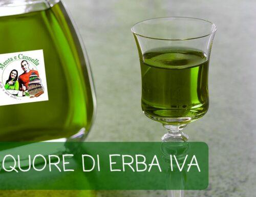 Liquore di erba iva
