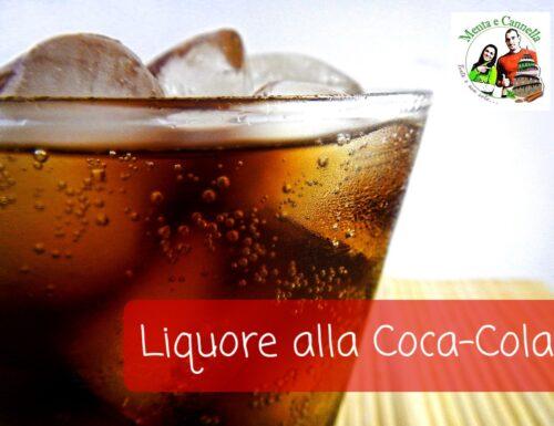 Liquore alla coca-cola