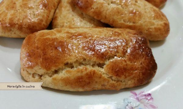 Biscotti latte e miele ricetta