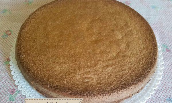 Pan di spagna senza lievito ricetta