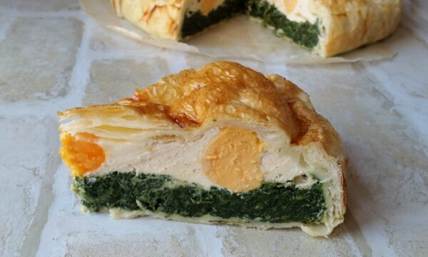 Torta Pasqualina ricetta semplice