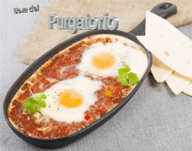 Uova del purgatorio