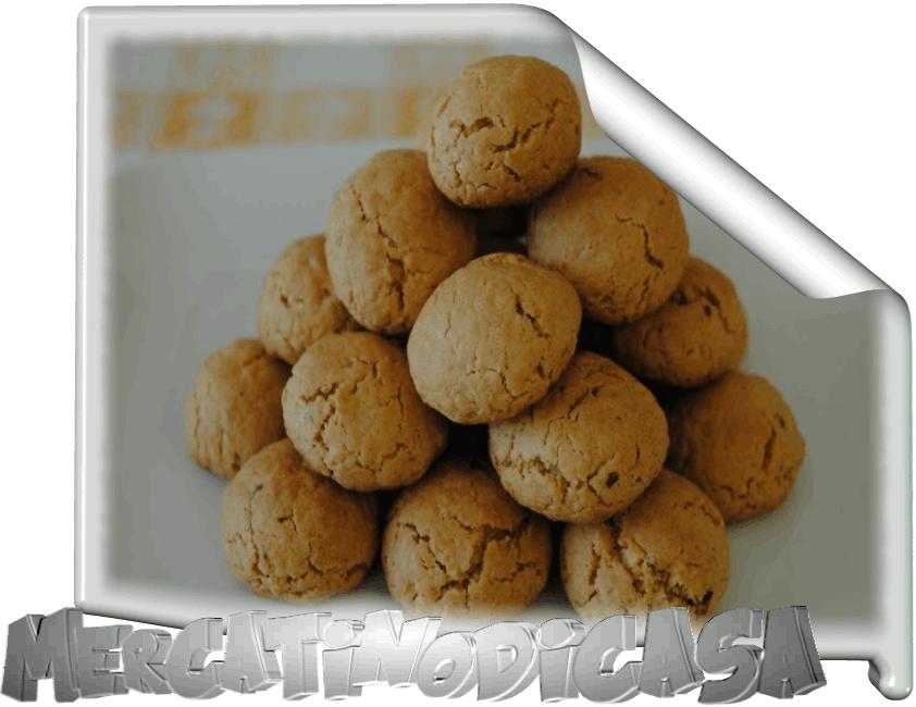 Biscottini di Avena al Microonde