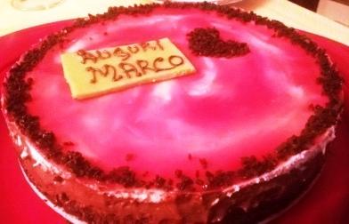 Torta mousse ricotta e cioccolato
