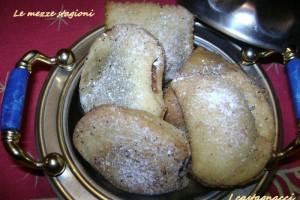 Castagnacci: Ricetta con nutella e castagne |Dolce di natale|