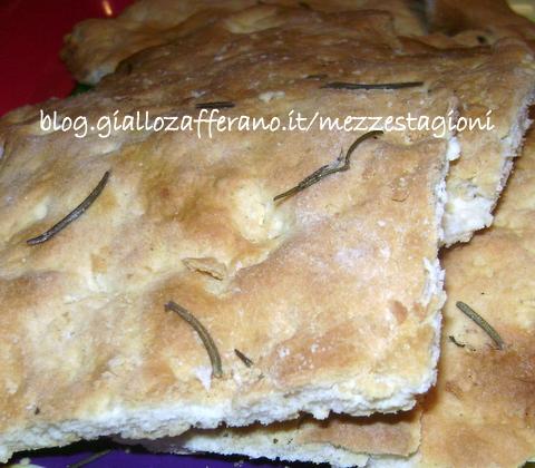 Focaccia con farina manitoba - Le 10 migliori ricette