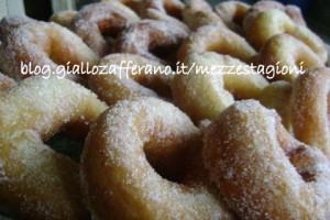 Ricette dolci fritti per carnevale