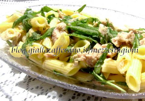 Ricette pasta fredda leggera