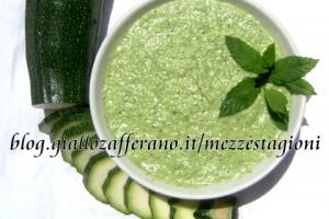 Pesto di zucchine  Ricetta facile ed economica 