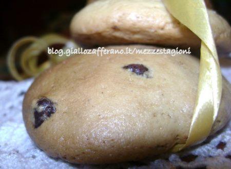 Un mi piace per i miei biscotti con gocce di cioccolato