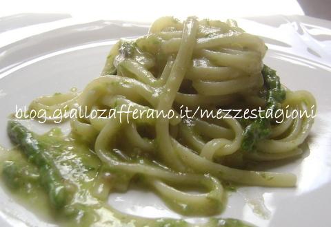 Primi piatti con asparagi selvatici ricette semplici for Primi piatti semplici