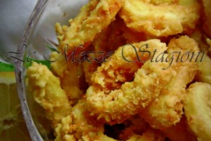 Frittura di calamari croccante |Ricetta e consigli