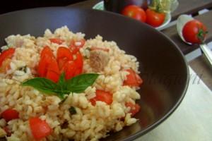 Insalata di riso leggera, ricetta primo
