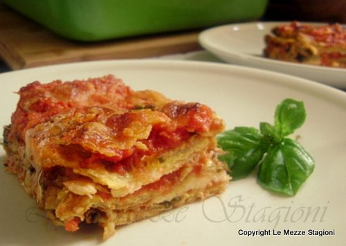 Parmigiana di melanzane, ricetta