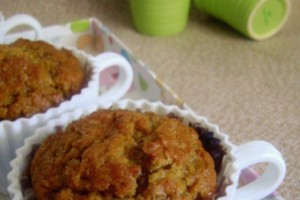 Muffin al caffè, ricetta dolce senza burro