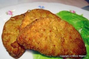 Formaggio fritto, ricetta antipasto sfizioso