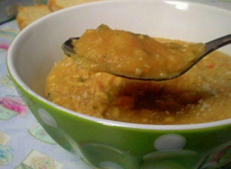 Zuppa di farro e verdure, ricetta povera