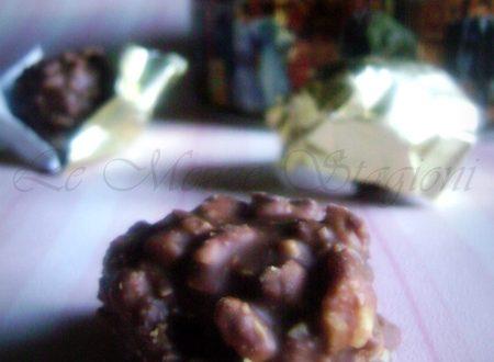 Ferrero Rocher fatti in casa, simil ricetta