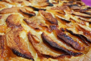 Crostata di mele e crema pasticcera, ricetta