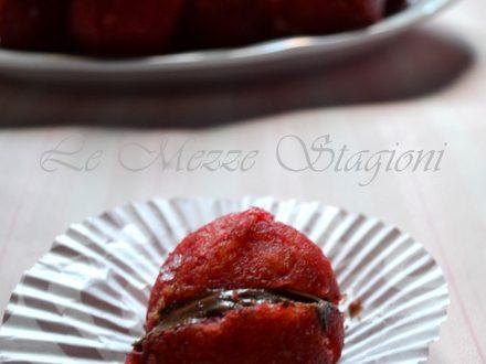 Castagnole all' alchermes, ricetta di carnevale