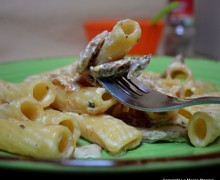 Pasta carciofi e ricotta, ricetta veloce