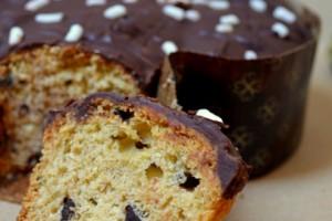 Colomba al cioccolato ricetta con bimby