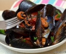 Zuppa di cozze alla napoletana, ricetta
