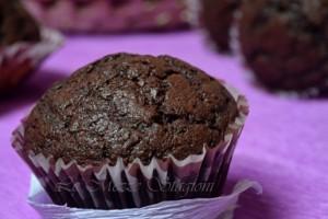 Muffin al cioccolato morbidi, ricetta