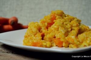 Risotto alle carote e robiola ricetta anche Bimby