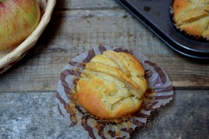 Muffin alle mele sofficissimi anche Ricetta Bimby