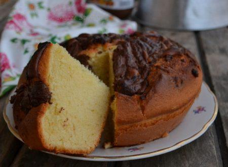 Torta mascarpone e nutella morbidissima
