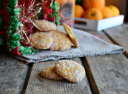 Biscotti arancia facilissimi
