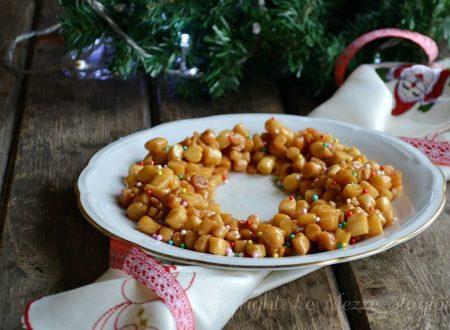 Struffoli ricetta senza burro perfetti