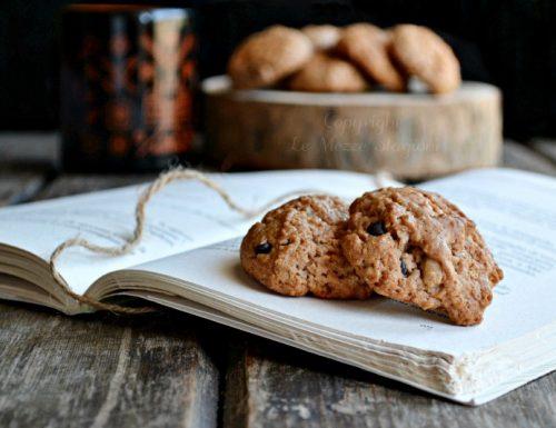 Biscotti con albumi e mandorle senza farina