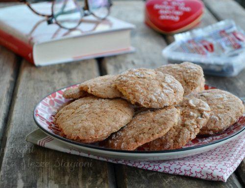 Biscotti con ammoniaca ricetta