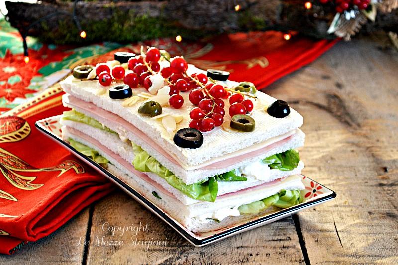 torta di tramezzini